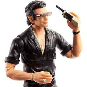 Jurassic World Amber Collection Dr Ian Malcolm Collectable Action Figure