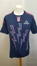 RARE Stade Francais ADIDAS FRANCIA Limited Edition Rugby Jersey Taglia L Large