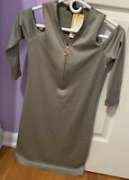 Street Wear Society Dress Size S Color Green New.