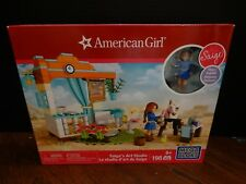 NEW American Girl SAIGE Mega Bloks 198 Pieces