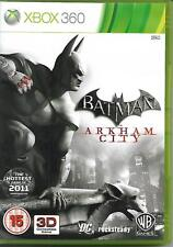 Batman - Arkham City, XBox 360 Game, great condition.