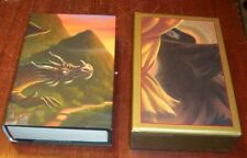 Harry Potter and the Deathly Hallows Hardcover Deluxe Edition with Slipcase