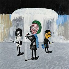 Moonface and Siinai - My Best Human Face [CD]