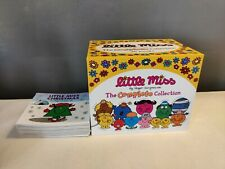 My Little Miss Library Collection Box Set Of Books Complete + Extras Mr Men