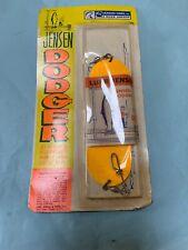 Vintage Luhr-Jensen (4 1/2�) Size 0 Dodger