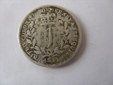 More details for 1  silver guilder 1835 demerara and essequibo  very rare !!!!