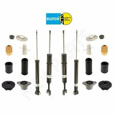 Audi A4 Quattro Front & Rear Shock Kit & Monts with Bumpers & Belows Bilstein