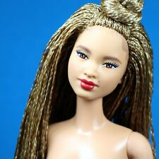 Barbie BMR 1959 Articulate Mbili Face Braids Hair Made to Move Body Nude