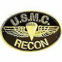 MARINE CORPS RECON MILITARY LAPEL PIN
