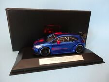 HYUNDAI i20 WRC - RALLY - TOY FAIR NÜRNBERG 2020 - RARE - 1 of 99 - IXO NEW 1/43