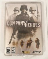 Company of Heroes: Collector's Edition DVD-ROM (PC, 2006)