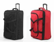 Soft Over 100L Travel Holdalls Bags with Telescopic Handle