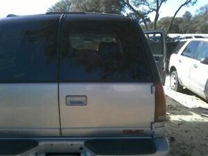 Passenger Right Rear Back Door Fits 92-99 SUBURBAN 1500 348055