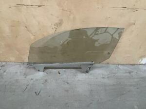 BENTLEY CONTINENTAL GT LH Left Driver LF Front Door Window Panel Glass OEM