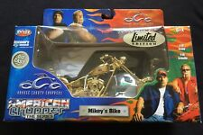 American Chopper Mikey's Bike Limited Edition 1:18 Scale