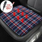 12V USB Car Heated Seat Chair Cushion Hot Cover Heater Warmer Pad