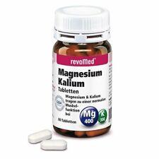 Revomed Magnesium Kalium Tabl Muskelfuntion Blutdruck Mineralstoffe