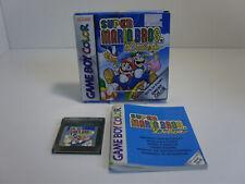 Super Mario Bros. Deluxe Gameboy Color in OVP mit Anleitung