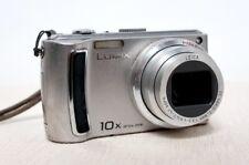 PANASONIC LUMIX DMC-TZ4 Compact Digital Camera - Silver