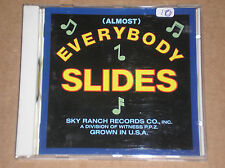(ALMOST) EVERYBODY SLIDES (JOHNNY WINTER, ROY ROGERS) - CD COME NUOVO (MINT)