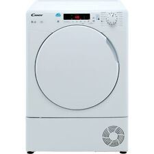Candy CSC10DF Smart B Rated 10Kg Condenser Tumble Dryer White
