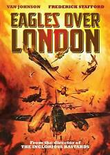 EAGLES OVER LONDON Movie POSTER 27x40 B Frederick Stafford Van Johnson Evelyn