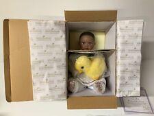 Ashton Drake Camera Shy Chloe Limited Edition Doll New In The Box