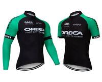 New Mens Team Cycling Race Jerseys Short Sleeve Long Sleeve Jersey Shirt Pockets