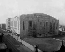 1932 Bulls & Blackhawks CHICAGO STADIUM Glossy 8x10 Photo Print Arena Poster