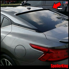 StanceNride Rear Roof Spoiler Window Wing (Fits: Nissan Maxima 2016-on A36)