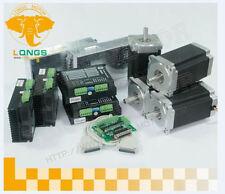 【US FreeShip】superior nema 23 step stepper motor 435oz.in Model-9442 4 axis kit