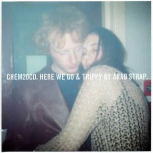Arab Strap - Here We Go & Trippy (CD)