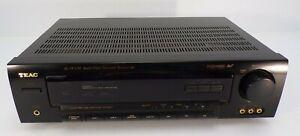 TEAC PD-135 AM/ FM Surround Sound Receiver - WORKS