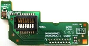 BLAUPUNKT AUTORADIO Bedien Elektronik B9882D030/2 Ersatzteil 8638209882 Sparepar