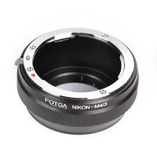 Nikon AI Mount Lens to Micro 4/3 Adapter for Panasonic GF6 G6 G3 G2 GH3 Olympus