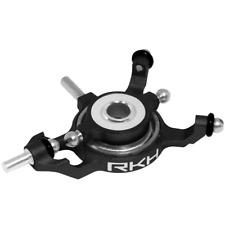 Blade mCPX BL, BL2 - Rakonheli CNC Aluminum Swashplate Set - Black
