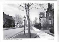 "*Postcard-""Prairie Avenue Historic District"", 1978 ....Chicago, Illinois (#134)"