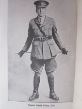 """1st edit 1918 """"The Big Fight""""Gallipoli to the Somme SIGNED by Capt. David Fallon"""
