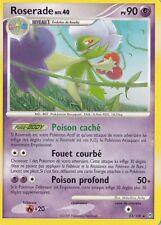 Roserade -Diamant et Perle:Tempête-23/100-Carte Pokemon Française Neuve