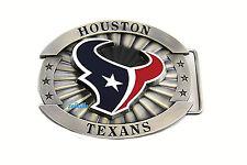 Houston Texans Belt Buckle Collectible