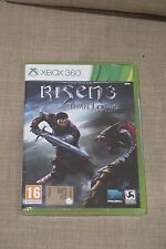 XBOX 360 : RISEN 3 : TITAN LORDS First Edition - Nuovo, sigillato, ITA !