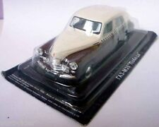 russian ГАЗ GAZ-M20 ПОБЕДА TAKCИ 1:43 taxi die cast metal model MIB