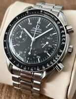 Omega Speedmaster Reduced 3510.50 Automatic Men's Watch 1998 Serviced + Warranty