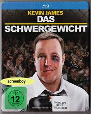"""""""DAS SCHWERGEWICHT"""" - Kevin James - Komödie - BLU RAY STEELBOOK - neu/OVP"""