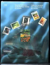 1991 SOUVENIR COLLECTION OF POSTAGE STAMPS OF CANADA - Sealed