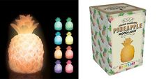Pineapple Mood Light Colour Changing Moodlight Bedside Table Lamp Lighting