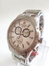 SWISS MILITARY HANOWA Herren Chronograph Chrono Uhr Opportunity 06-8041 NEU 48