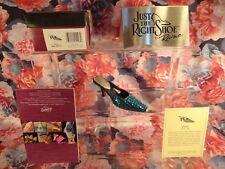 "Just The Right Shoe Raine Originals "" Midori "" 2000 New"