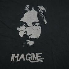 John Lennon Imagine Tee T Shirt Sz Mens L