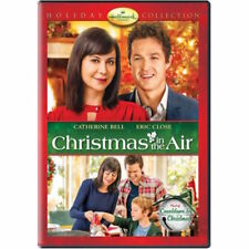 CHRISTMAS IN THE AIR DVD - SINGLE DISC EDITION - NEW UNOPENED - HALLMARK